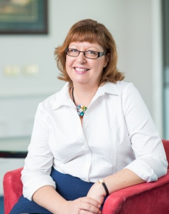 Executive communications trainer Leanne Wyvill