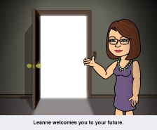bitstrip future door