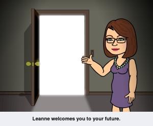 bitstrip future door